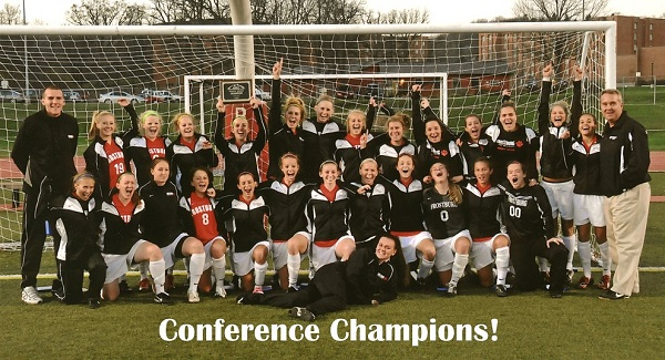Conference Champions!